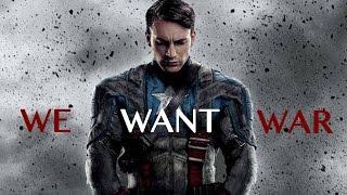 Marvel ~ We Want War