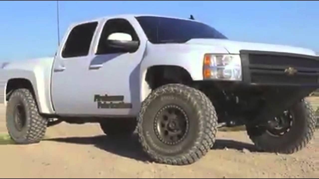 All Chevy chevy 1500 prerunner : Firehouse Fabrication Silverado Prerunner - YouTube