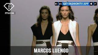 Madrid Fashion Week Spring Summer 2018 - Marcos Luengo | FashionTV