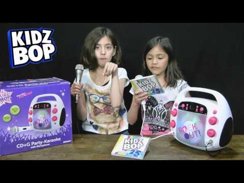Kidz Bop 25 CD Giveaway - KidToyTesters