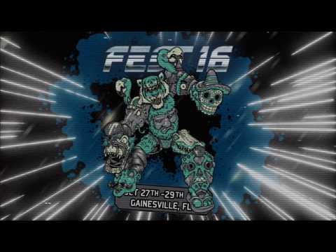 Gouge Away - FEST 16 • FULL SET • 10.29.17