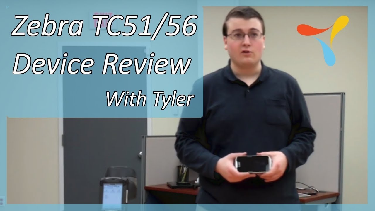 Zebra TC51/56 Device Review - TracerPlus - Mobile Development Software