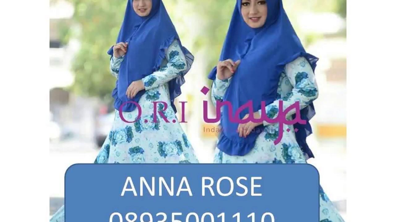 Wa 081935001110 Konveksi Gamis Surabaya Model Baju Muslim Terbaru