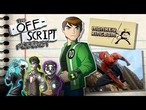 Yuri Lowenthal on Ben 10 Anniversary, Spider-man, Monkey Kingdom, and 5YL