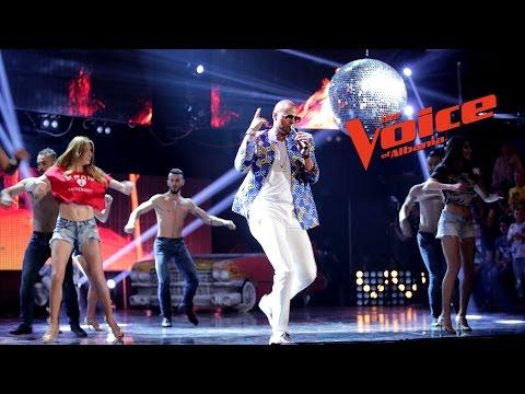Mohombi i ftuar në Finale | The Voice of Albania 6