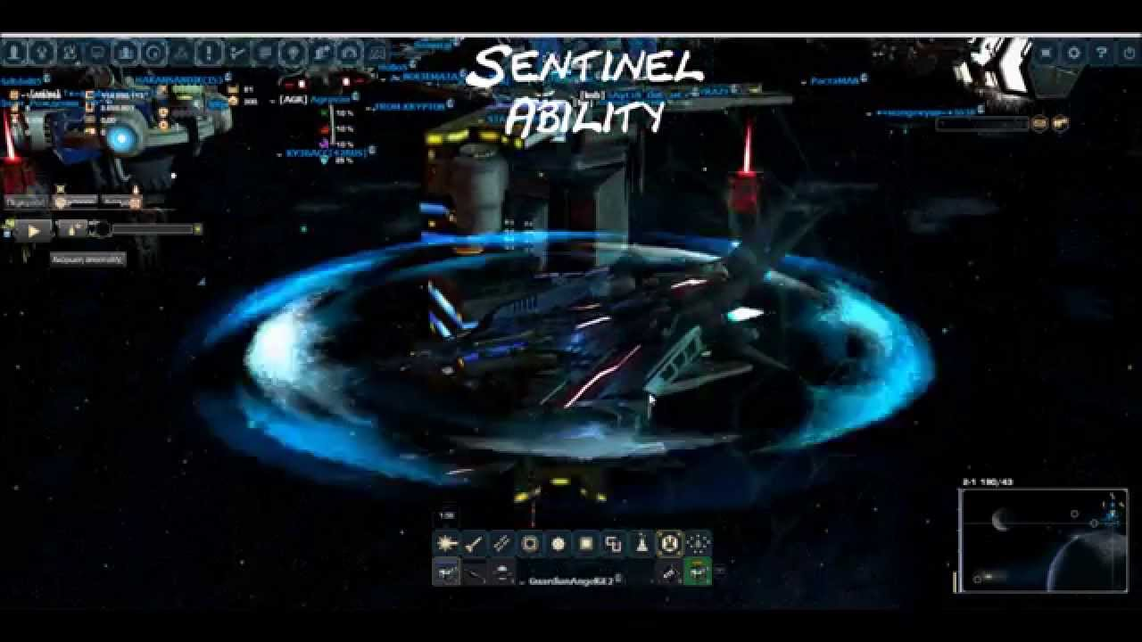 dark orbit ships