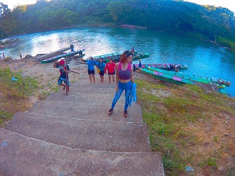 TRAVEL VLOG | Samar Island Natural Park (Ulot River)