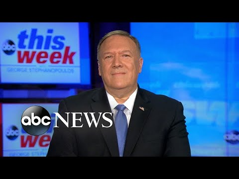 'I'll do everything I'm required to do by law': Pompeo on whether he will testify   ABC News