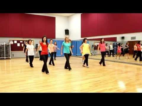 "O.M.D. (""Oh My Darling"") - Line Dance (Dance & Teach in English & 中文"