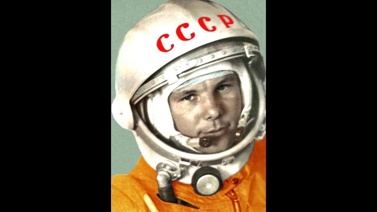 Доклад про первого космонавта на английском 7307