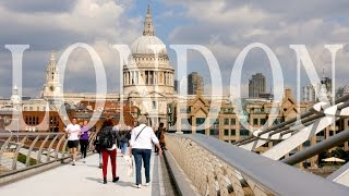 London Sehenswürdigkeiten TOP15 |4K|
