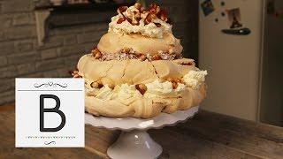 Wedding Cake Alternative Meringue Stack | Bridal Bites S2e8/8