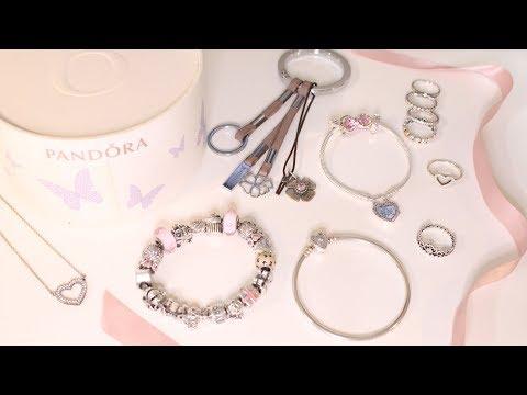 La mia collezione Pandora