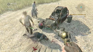 dying light the following funny brutal kill compilation vol 2