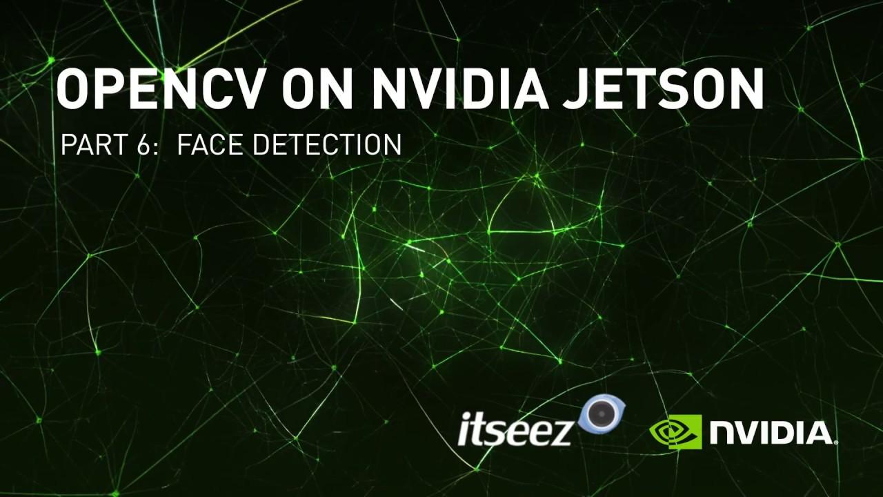 NVIDIA Jetson OpenCV Tutorials - Episode 6
