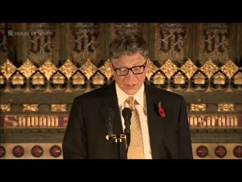 Bill Gates Speaker | PDA Speakers