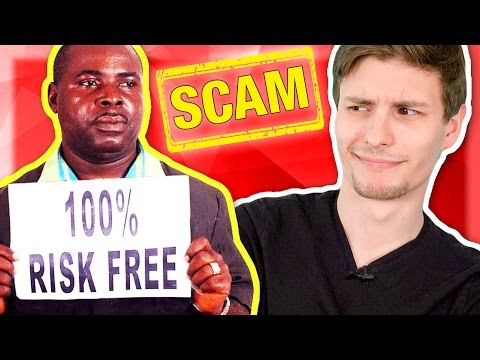 The Most Common Internet Scams! Watch Out!