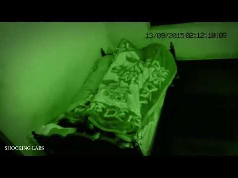 Menakutkan..! Pria Ini Tidak Sadar Tidur Bersama Makhluk Halus.
