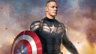 NEW CAPTAIN AMERICA IN THE MCU (Not Falcon) - New Leak Explained
