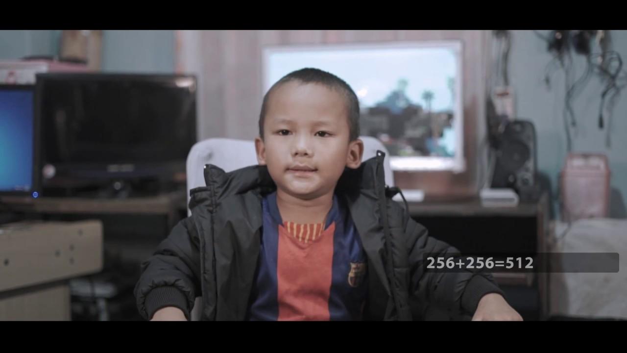 Naupang rilru chak Hmingliansanga - Dosel Brilliant Boy