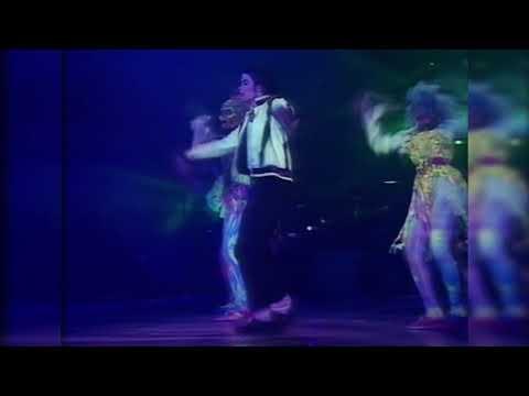 Michael Jackson - Thriller - Live Helsinki 1997 - HD
