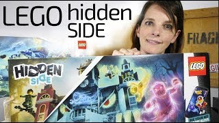 LEGO Hidden Side sets 70425 70423 Speed Build