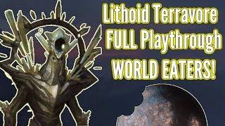 Stellaris | FULL Lithoid Terravore Playthrough! MAX AI & Crisis Difficulty!