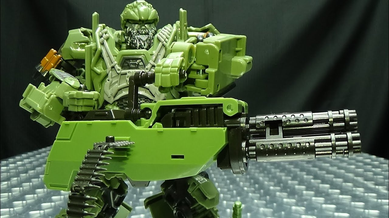 List Of Transformers >> Dr Wu VETERAN Upgrade for TLK Voyager Hound: EmGo's Transformers Reviews N' Stuff - YouTube
