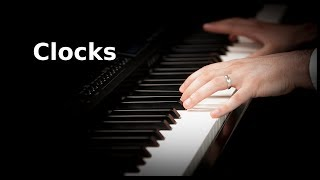 Clocks (Coldplay) - Piano Instrumental