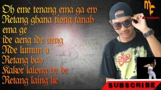 Lagu Manggarai 2016 - NGKIONG - Official Video Lyric By FLOW RUSH