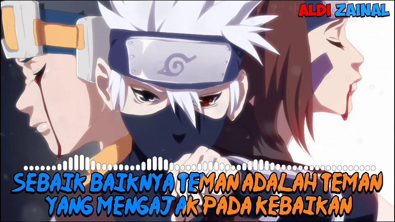 Berikut Story Wa Animasi Naruto Keren Kakashi Rin Dan Obito