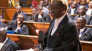PLO Lumumba: What you have before you is a petition that's dead on arrival