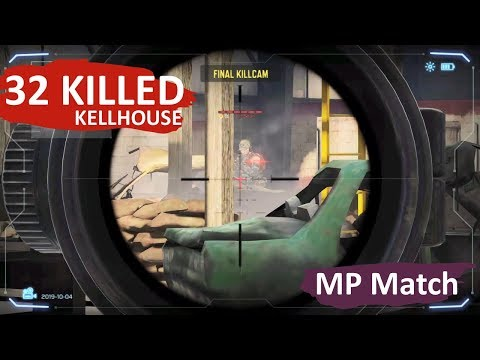 Call of Duty Mobile | 32 Killed | Killhouse | MP Match (RM EP.02)