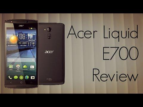 Acer Liquid E700 Review - PhoneRadar