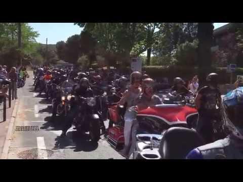 Harley Davidson Euro Festival Parede 2015 St. Tropez