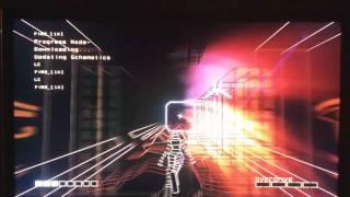 Rez HD gameplay (Demo) Xbox 360