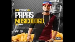 Musicologo The Libro | Con Papas (Audio Oficial) 2015 |