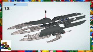LEGO instructions - Bionicle - 8697 - Toa Ignika