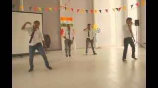 finland bollywood dancelungi dance stylish thamizhachi ringa ringa mauja hi mauja