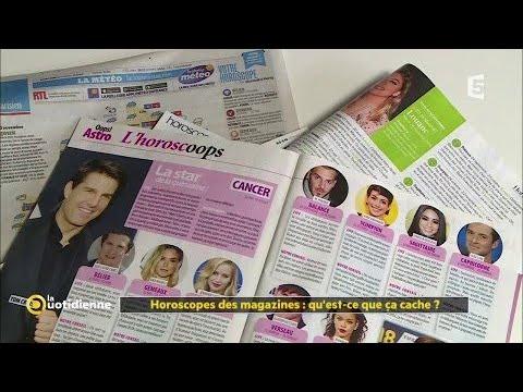 Horoscopes des magazines : qu'est-ce que ça cache ?