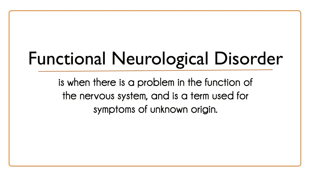 the two neurological disorders that i A neurological disorder is any disorder of the nervous system structural,  biochemical or  contents 1 causes 2 classification 3 mental functioning 4  see also 5 references 6 external links.