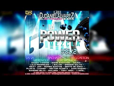 LA POWER MEZCLA 2 - Bachata Caracas 2017 - MY POWER DISCPLAY