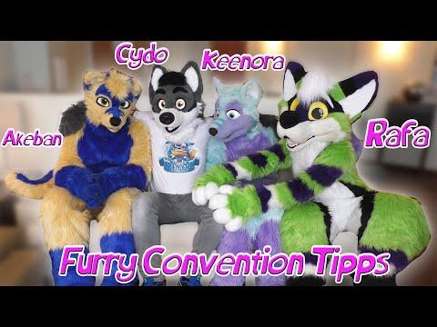 Unsere Tipps Und Erfahrungen Bei Furry Conventions! Feat. Rafa Greenfur, Keenora Und Akeban :3