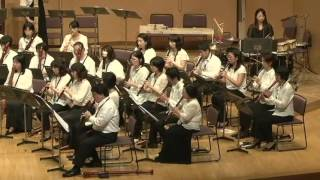 Meguro Recorder Orchestra 目黒リコーダーオーケストラ 4th Concert 20...