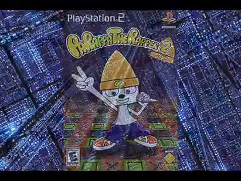 PaRappa The Rapper 2 - Food Court COOL with Vocals
