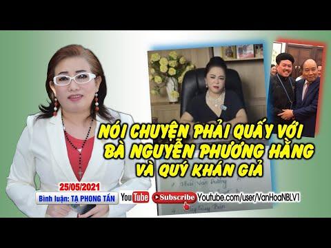 Nói Chuyện Phải Quấy Với Bà Nguyễn Phương Hằng Và Quý Khán Giả