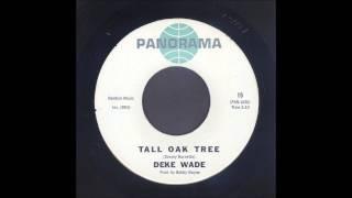 Deke Wade - Tall Oak Tree - Rockabilly 45
