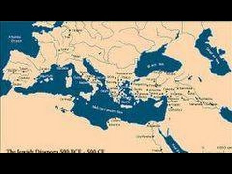 #6 Hellenism, Diaspora Jews, and Hasidim in Ancient Israel (300-200s BCE)