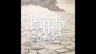 Lamb of God - Straight for the Sun [HD - 320kbps]