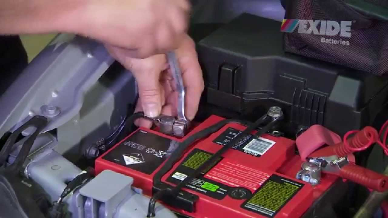 how to make a car battery